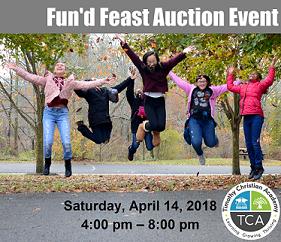 Annual Fun'd Feast Auction