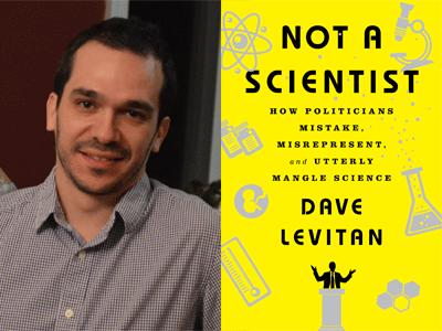 Dave Levitan - Visiting Author