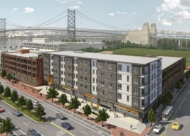 Camden Breaks Ground on '11 Cooper' Waterfront Apartment Complex