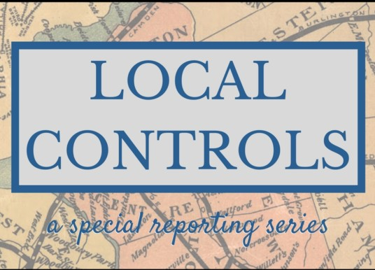 Local Controls: Part III – Policy Constraints