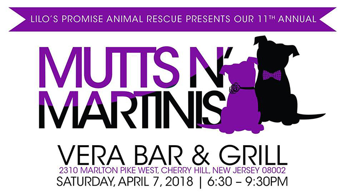 Lilo's Promise 11th Annual Mutts & Martinis