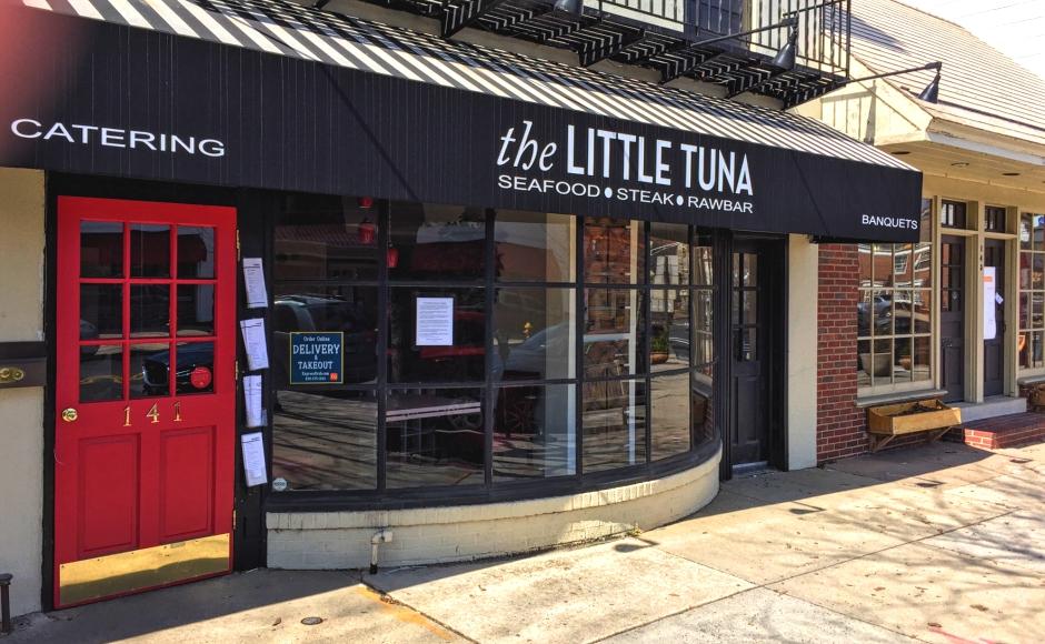 The Little Tuna's Big Move