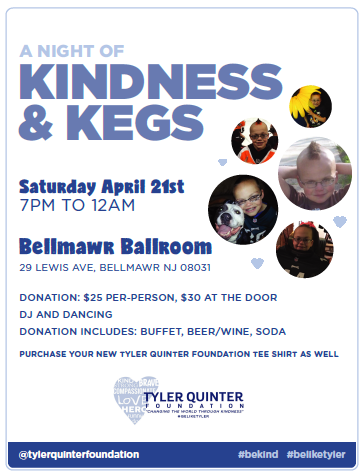 A Night of Kindness and Kegs