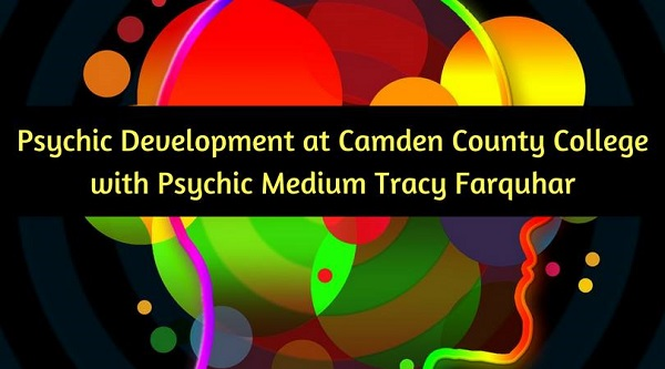 Psychic Development Course at Camden County College