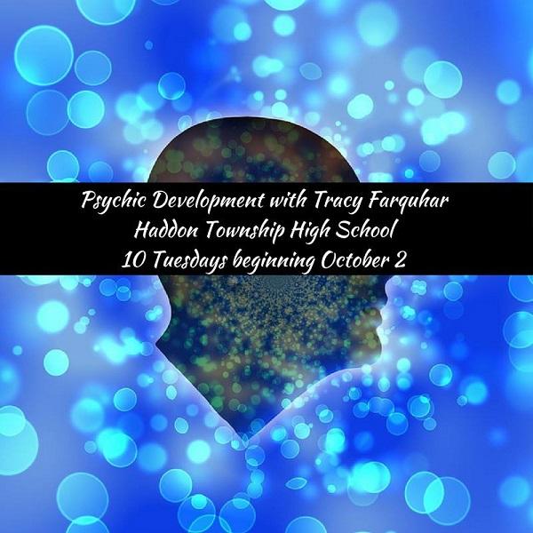 Psychic Development Course at Haddon Twp. Adult School