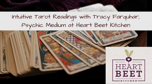 Tarot Readings at Heart Beet