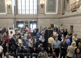 On the Heels of Holtec Spat, 'Camden Working' Summit Emphasizes Push to Grow City's Labor Base
