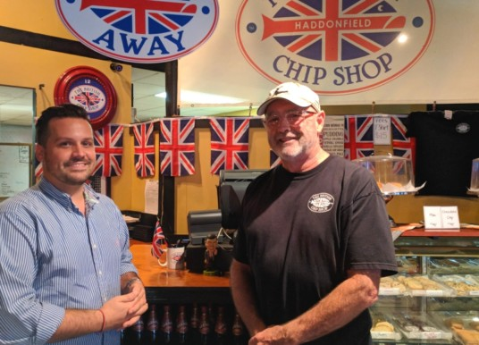 After 9 Years, Haddonfield's British Chip Shop to Close Dec. 23