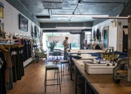 National Picnic: Handmade Clothing in a Haddonfield Storefront