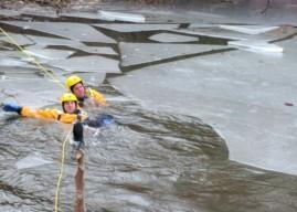 NJ Pen Weekly Recap: Ice Rescue, Missing Art, Pizzeria Reopens