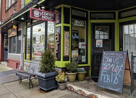 Last Call at Espressit Coffee House