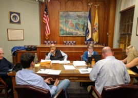 Haddonfield Commissioner Faces Charges, Gov't Carries on