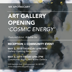 Art Gallery Opening Reception
