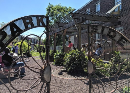Camden Arts, Neighborhood Groups Partner for Parkside Arts Pavilion Project