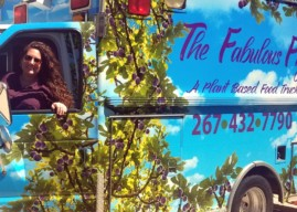 'The Fabulous Fig': Haddon Township Resident Launches Plant-Based Food Truck