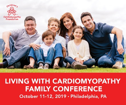 Living with Cardiomyopathy Family Conference
