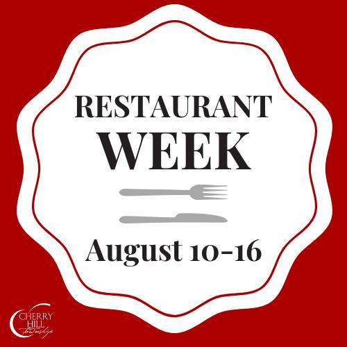 Cherry Hill Restaurant Week