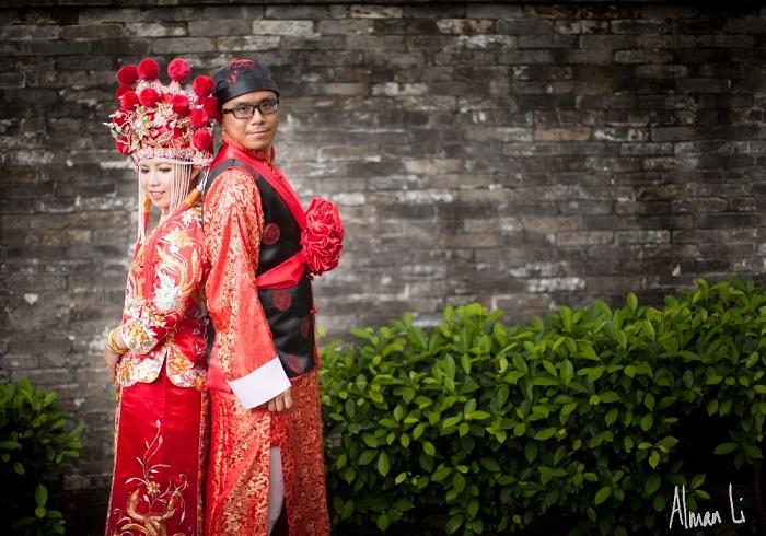 Weddings of East Asia