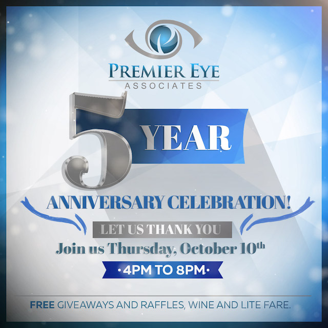 5 Year Anniversary Party!