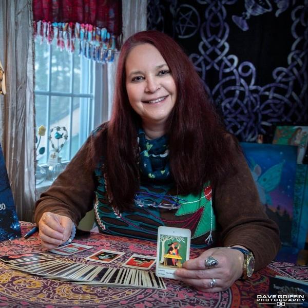 Tea and Tarot with Tracy Farquhar