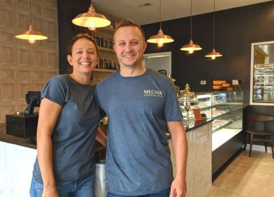 Mecha Chocolates Moves Into Downtown Haddonfield