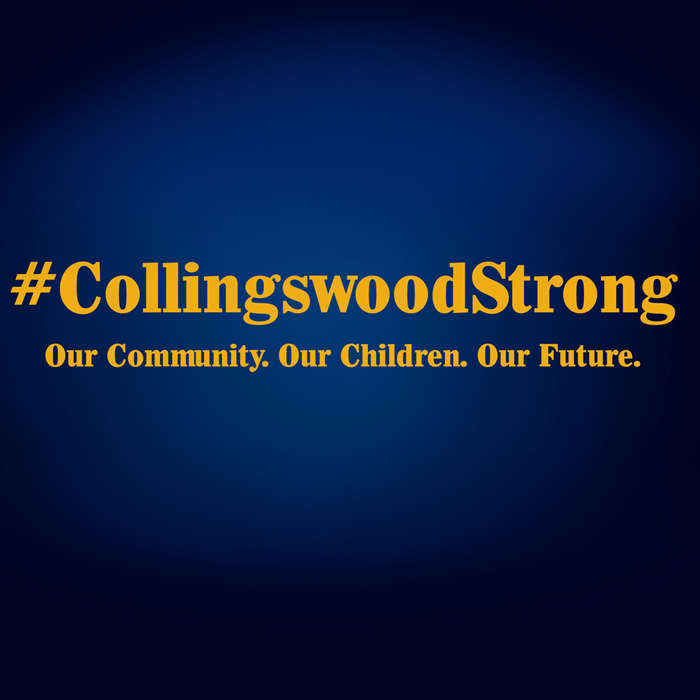 #CollingswoodStrong Community Presentation