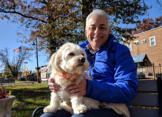 'Zane to the Rescue': Collingswood Author's Story of a Shelter Pet Turned Calendar Model