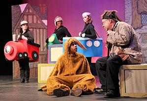 "Stages Festival: \""The Velveteen Rabbit\"" at WheatonArts"