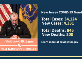 Coronavirus Update: Death Toll Passes 9/11 Numbers as Unemployment Claims Jam Overworked State Infrastructure