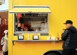 Immobilized: Food Truck Owners Weighing Options as COVID-19 Cripples Business