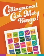 Collingswood Cash Mob Bingo!