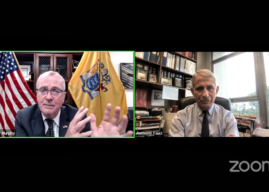 Five Takeaways from Gov. Murphy's Chat with Dr. Anthony Fauci