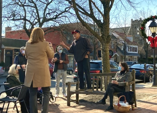 Buttonwood Tree Project Celebrates Persistence of History in Downtown Haddonfield