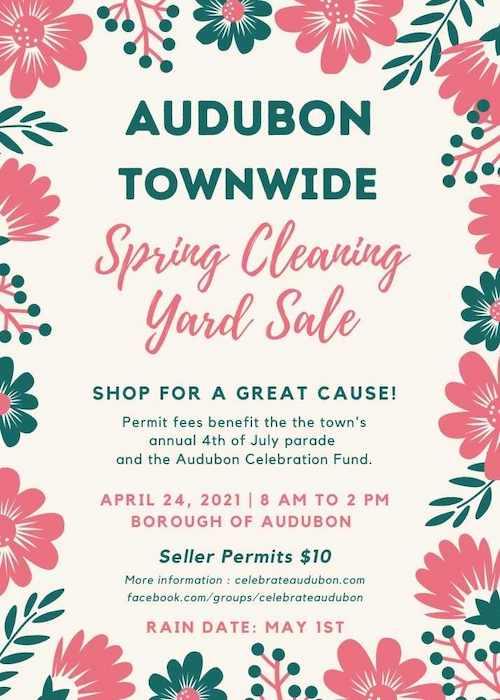 Audubon Town-Wide Yard Sale