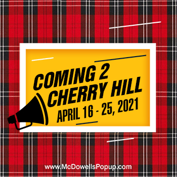 McDowell's Pop-up Restaurant Coming 2 Cherry Hill
