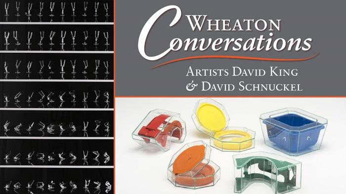 Wheaton Conversations: Artists David King & David Schnuckel
