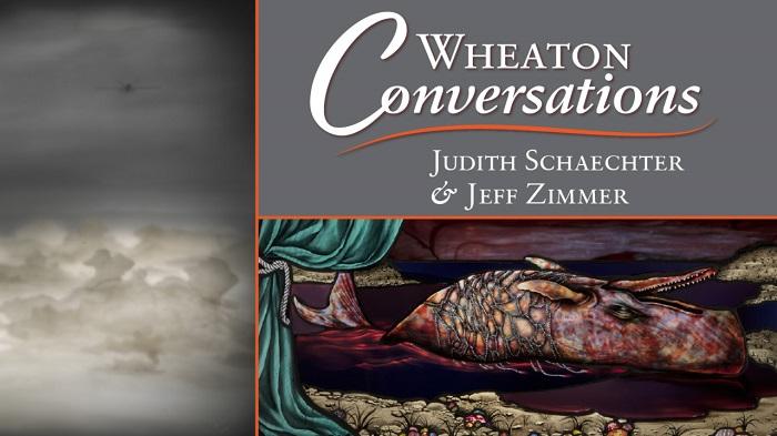 Wheaton Conversations: Judith Schaechter & Jeff Zimmer