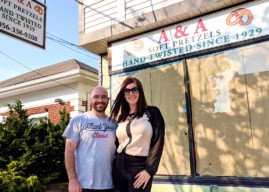 92-Year-Old A&A Soft Pretzels to Open 1st Retail Shop in Oaklyn