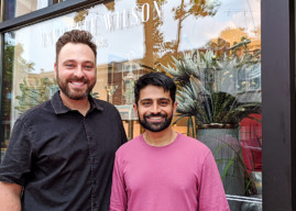 Everette Wilson Designs: Collingswood Couple Opens Home Décor and Body Boutique