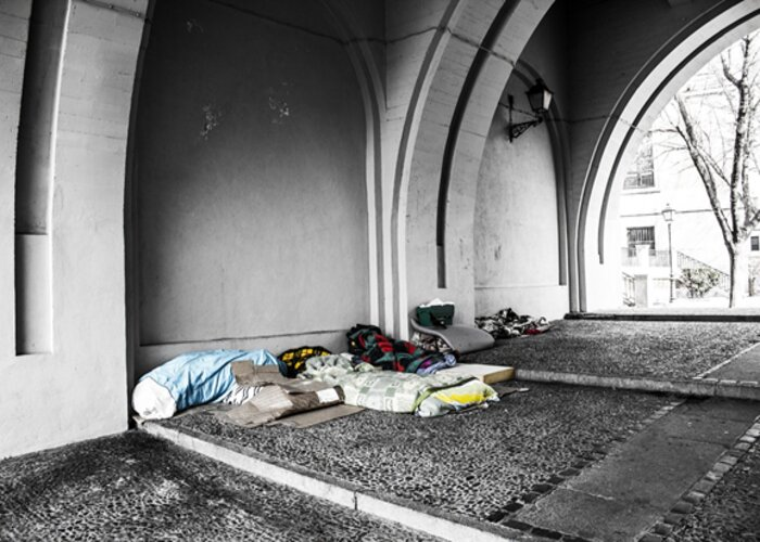 Helping Hand to the Homeless Nomination