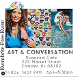 Art & Conversation with Marcy Morris